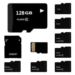 Con-alta-Velocidad-Micro-SD-Clase-Gratis-Adaptador-1-2-4-8-16GB-TF-Tarjeta-de-memoria-ER15