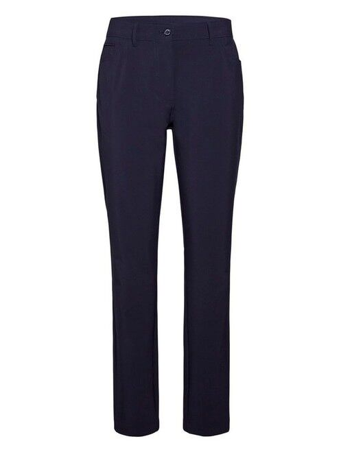 J. LINDEBERG W Jasmine Pants Micro Stretch Navy color Size26 28 30