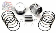 Sportster 883 to 1200 Conversion Piston Pistons Ring Kit Standard Bore 3.498 XL