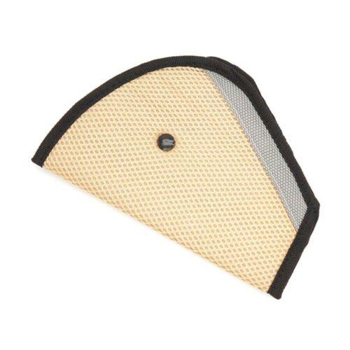 1//2PCS Car Seat Belt Adjuster Child Comfort Safety Cover Kids Seat Belt Clip New