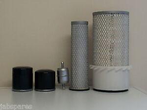 Neuson 5001RD Mini Digger w/Yanmar 3TNE100 Eng. Filter Service Kit 7426758839403