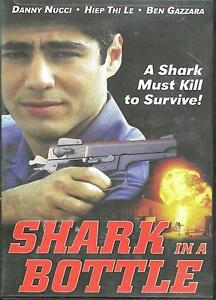 SHARK-IN-A-BOTTLE-NUOVISSIMO-DVD