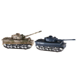2-Pieces-1-32-Scale-German-Tiger-Tank-for-54mm-Army-Men-Soldier-Figures