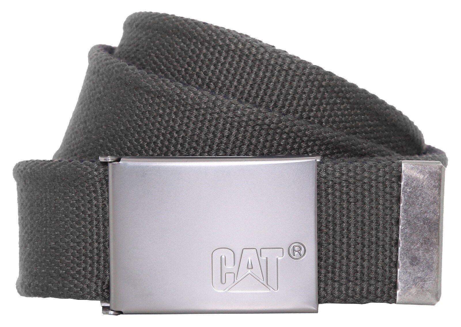 CAT Caterpillar Wert Gürtel Herren Schwarz Arbeitskleidung