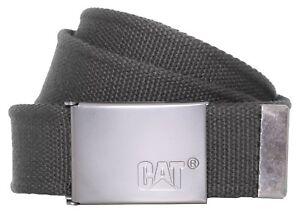 CAT-Caterpillar-Valeur-Ceinture-Noir-Hommes-Vetement-de-Travail