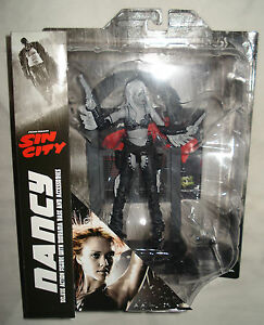 SIN-CITY-034-NANCY-034-JESSICA-ALBA-ACTION-FIGURE-SERIES-1-NEW-COLLECTABLE