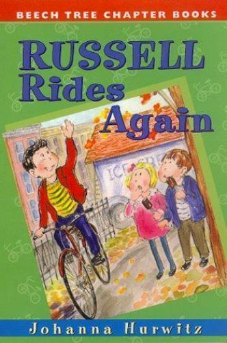 Russell Rides Again (Beech Tree Chapter Books) by Hurwitz, Johanna