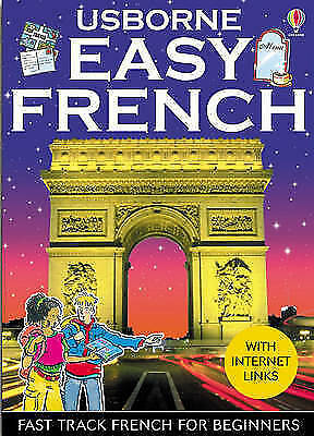 Easy French (Usborne Easy Languages), Katie Daynes, Nicole Irving