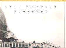 "Eric Clapton ""Slowhand"" VINILE LP Mobile Fidelity MFSL"