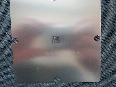 BCM3549VSKFS BCM3549VSKFSB BCM3549VMKFSB5G BCM3549VSKFSB5G BGA Stencil Template
