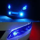 T10 Blue 194 W5W 5630 LED 10 SMD CANBUS ERROR FREE Car Side Wedge Light Bulb