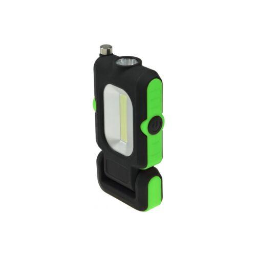 Lampe de travail COB DEL 220 LM 3 fonctions//Pickup Outil Magnétique Support Lampe de Poche