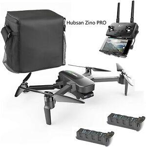 Hubsan Zino PRO Portable Version GPS FPV Folding Drone 4K...
