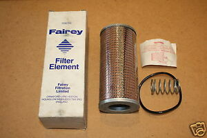 FAIREY-ARLON-HYDRAULIC-FILTER-ELEMENT-370X215A-PT676-7012A-7044-HF30724-HF6112