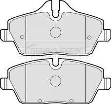 Genuine Borg /& Beck Front Brake Pads BBP1011