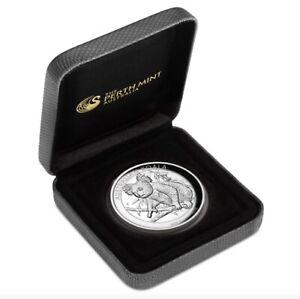 Australian Koala 2018 5oz Silver Proof High Relief Coin