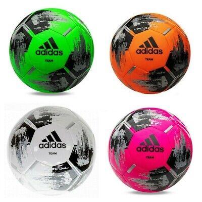 Lírico Tahití pájaro  Adidas Football TEAM Glider Training Footballs Soccer Ball Size 3 4 5 | eBay