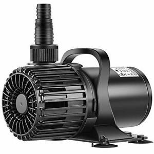VIVOHOME Electric 120W 2700GPH Submersible Water Pump for Koi Pond Pool Waterfal