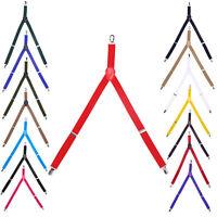 Kids Boys Girls Toddler Highly Stretchable Suspender Elastic Adjustable Braces