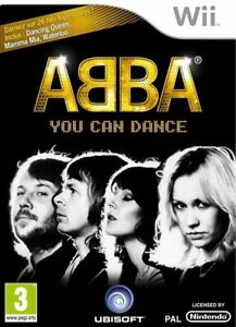 Abba : you can dance - JEU Wii  *** NEUF sous BLISTER ***
