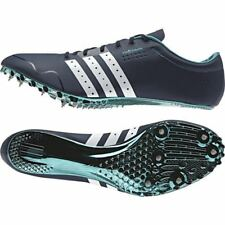on sale 00fba cfa68 ADIDAS ADIZERO PRIME SP TRACK FIELD SPIKES SIZE 11 NAVY WHITE GREEN AF5662