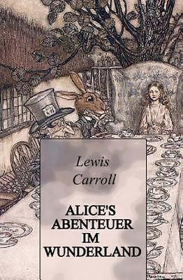 alice's abenteuer im wunderland (illustrated)lewis