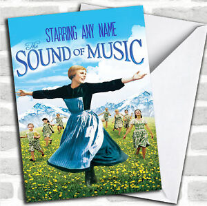 Image Is Loading Spoof The Sound Of Music Movie Film Poster
