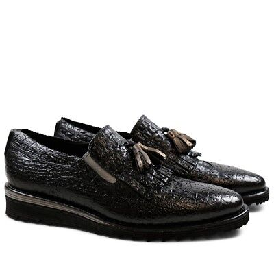 online store e5a0a 71e78 Melvin & Hamilton Damen Loafers Amy schwarz Tassel bronze Leder | eBay