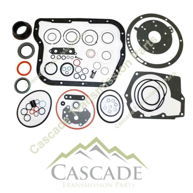 Transmission Gasket & Seal Paper Rubber O-Rings Kit 46RH 47RH 46RE 47RE 1990+
