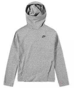 Image is loading Nike-Women-039-s-Tech-Fleece-Pullover-Hoodie- e8b16d1aa