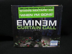 Eminem-Curtain-Call-The-Hits-EXCELLENT