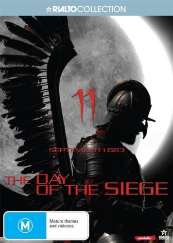 1 of 1 - The Day Of The Siege (DVD, 2013)