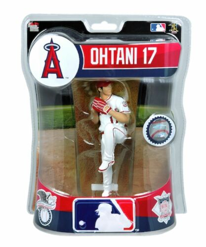 IN STOCK Imports Dragon #71 MLB Baseball Shohei Ohtani 17 Pitching LA Angels