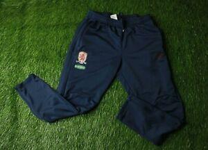 Middlesbrough Inglaterra Futbol Pantalones De Entrenamiento Adidas Original 2015 2016 Talla L Ebay