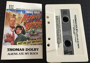 Aliens-Ate-My-Buick-THOMAS-DOLBY-Indonesian-Cassette-Tape
