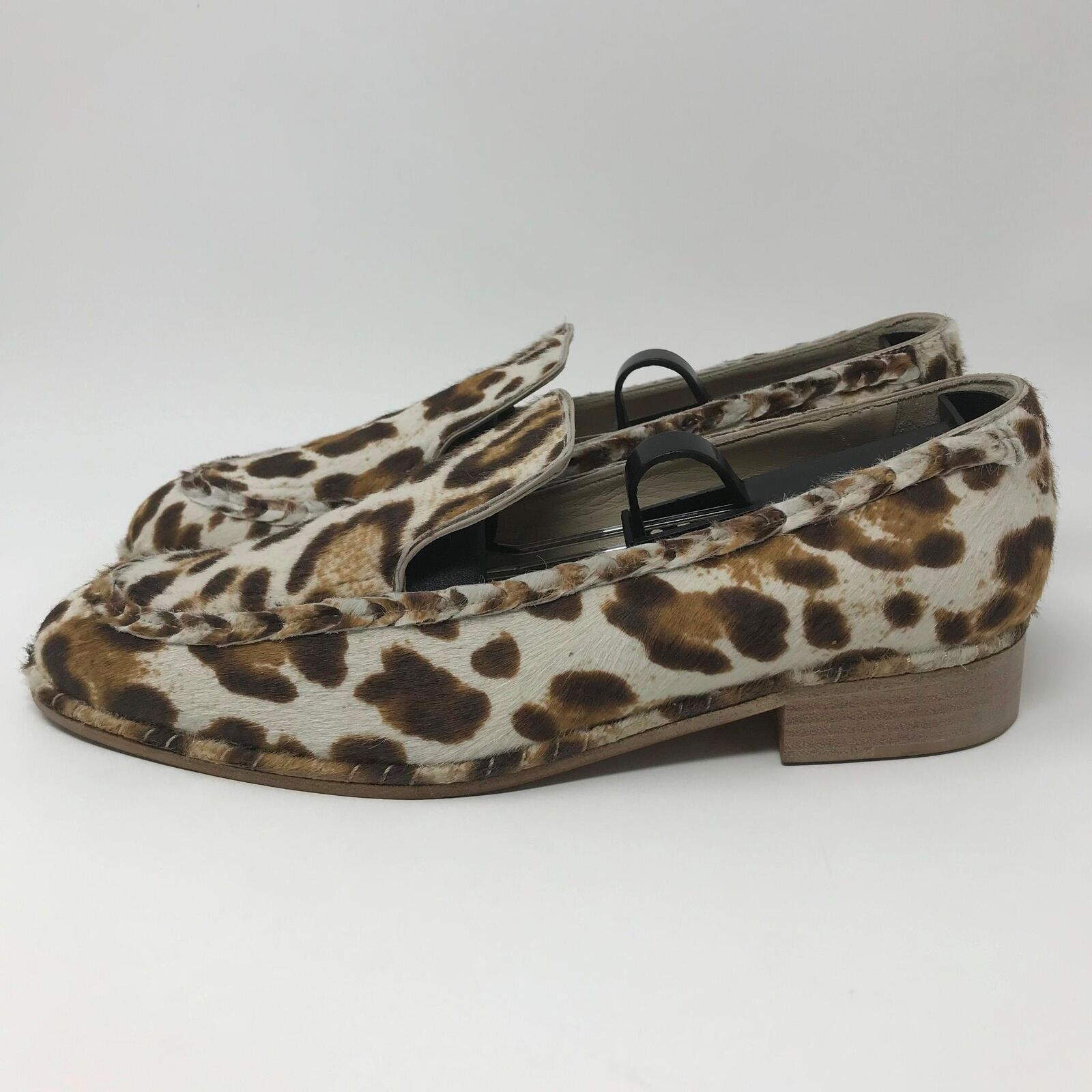l'ultimo Laurence Dacade Dacade Dacade for Thakoon Pony Round Toe Suede Loafer Donna  Dimensione  39.5  alto sconto