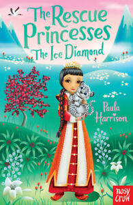 The-Rescue-Princesses-The-ice-diamond-by-Paula-Harrison-Paperback-Great-Value