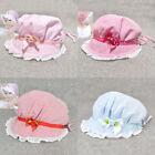 Bonnet Wide Brim Sun Hat New Newborn Cotton Baby Cute Gril Summer Adjustable