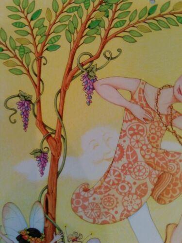 "Mary Engelbreit WHEN IN DOUBT TWIRL Wall Art 10 3//4/"" x 13/"" Unframed"