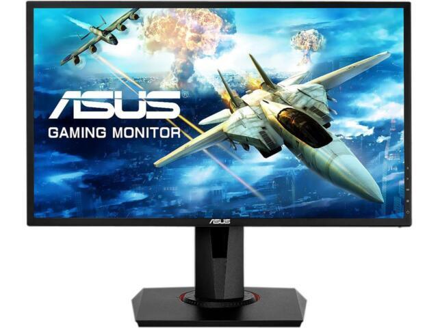 "ASUS VG248QG 24"" Full HD 1920 x 1080 0.5ms 165Hz(overclockable) Gaming Monitor,"