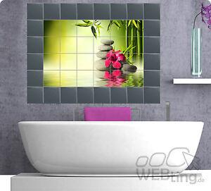 Das Bild Wird Geladen  Fliesenaufkleber Fliesenbild Fliesen Aufkleber Sticker Kueche Deko  Fliesenbilder