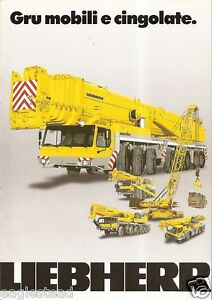 Equipment-Brochure-Liebherr-Crane-Product-Line-LTF-LR-LTL-1999-EB948