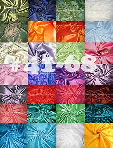 41-68-Taffeta-Faux-Silk-Fabric-For-Wedding-Bridesmaid-Dress-Drape-Decor-BTY