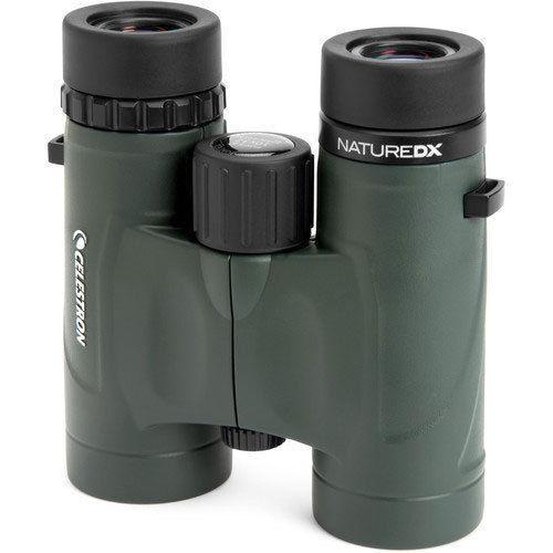 Nuevo Y En Caja Reino Unido stock Celestron 8 X 32 Roof Prism Binocular #71330 DX de la naturaleza