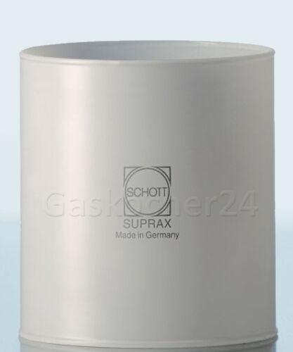 Original Schott Suprax 110mm X 115mm Verre de Remplacement pour Petromax Hk350 //