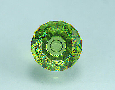 Peridot. Fantasy Cut. Apache Apple Green. 10mm. 4.10cts. Gorgeous Piece.....