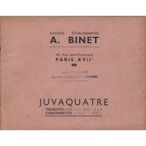 Renault-Juva4-Catalogue-piece-detachees-adaptable-Autre-BIN-Juva4