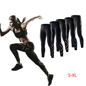 Gym-Womens-Compression-Fitness-Tights-Base-Layer-Stretch-Sports-Running-Pants