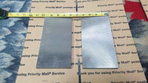 "A-2 Tool Steel PLATES DCF 1//2/""X4 1//4/""X8/"" BLANCHARD MATTISON GROUND"