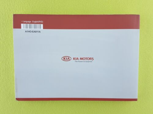 research.unir.net Motors Owner & Operator Manuals KIA CEE'D Case ...